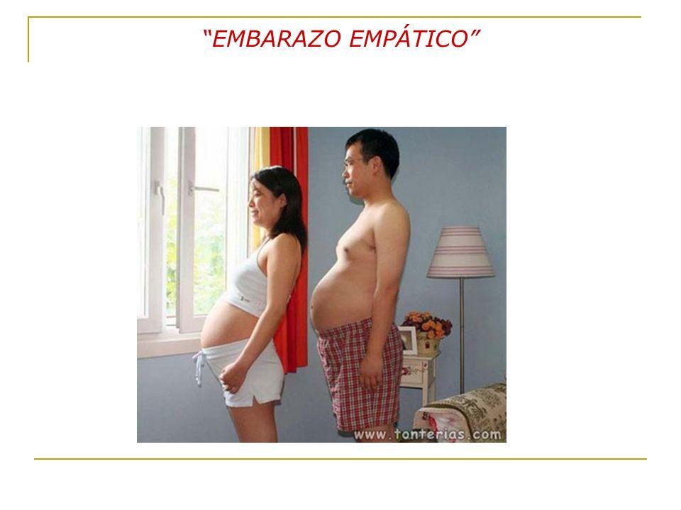 EMBARAZO EMPÁTICO