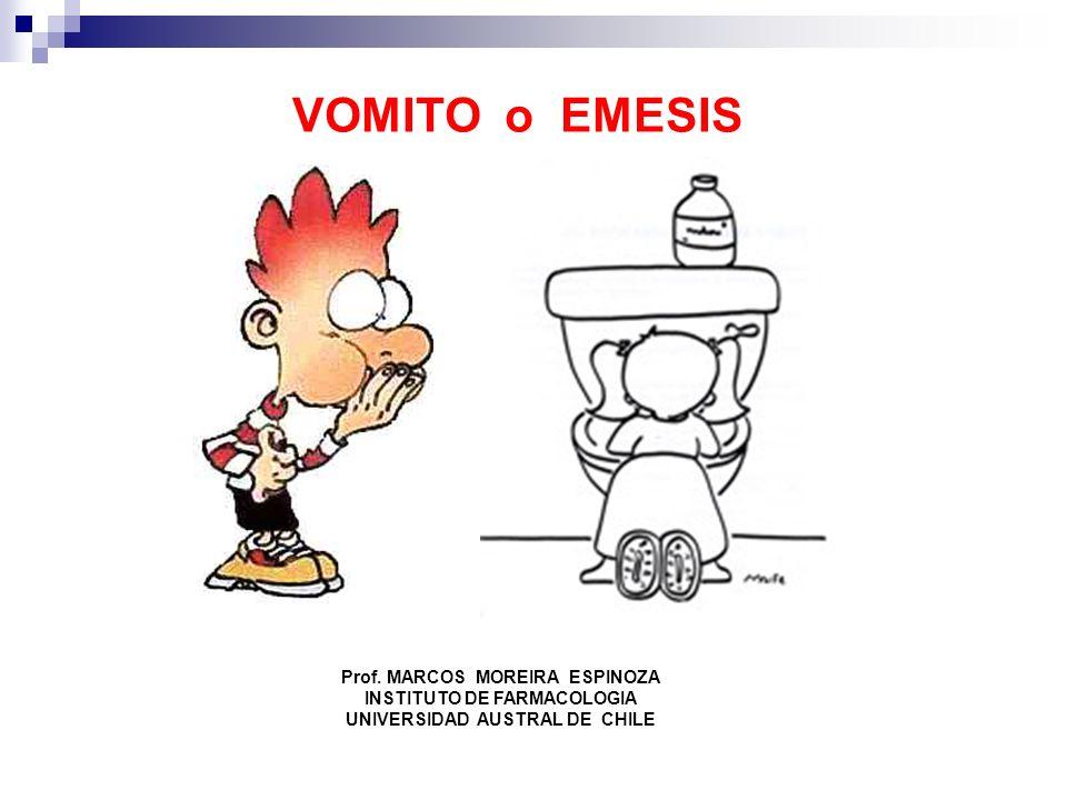 VOMITO o EMESIS 1.