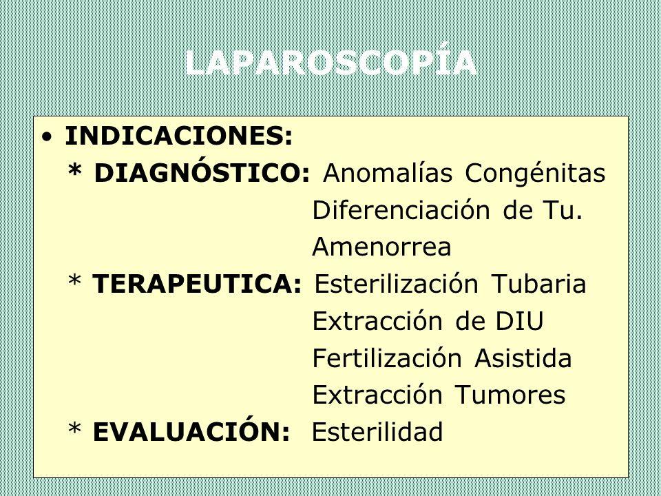 CONTRAINDICACIONES PERITONITIS DIFUSA LAPAROTOMÍAS ANTERIORES GRANDES MASAS TUMORALES.