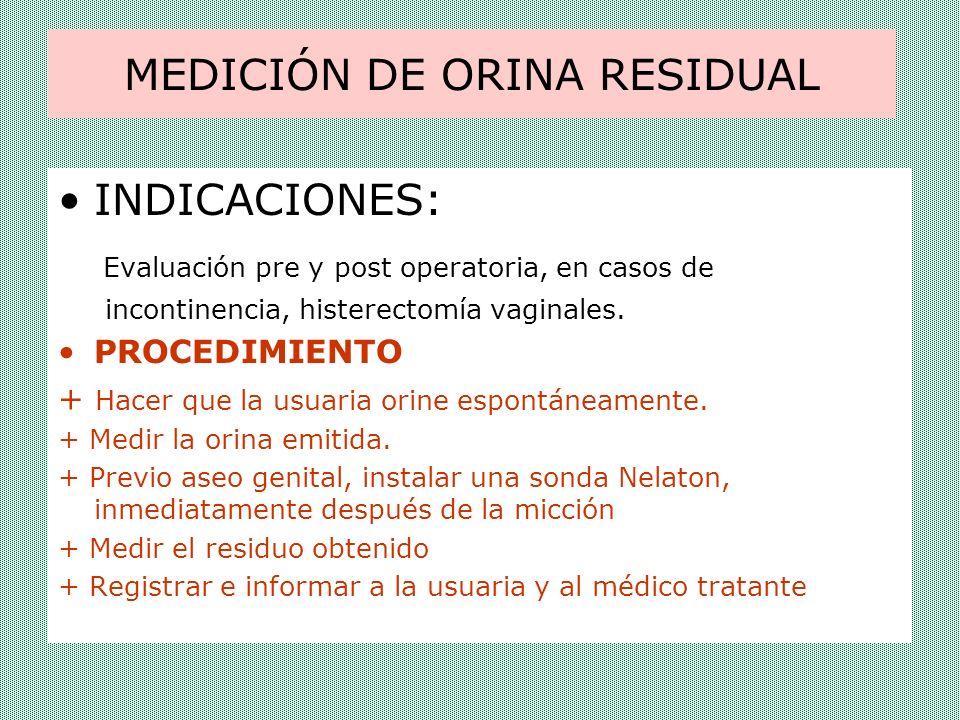 PUNCIÓN DEL FONDO DE SACO DE DOUGLAS INDICACIONES: Sospecha de embarazo ectópico roto--- Hemoperitoneo Observación de Infecciones Pelvianas: Absceso tubo-ovárico roto----Pelviperitonitis.