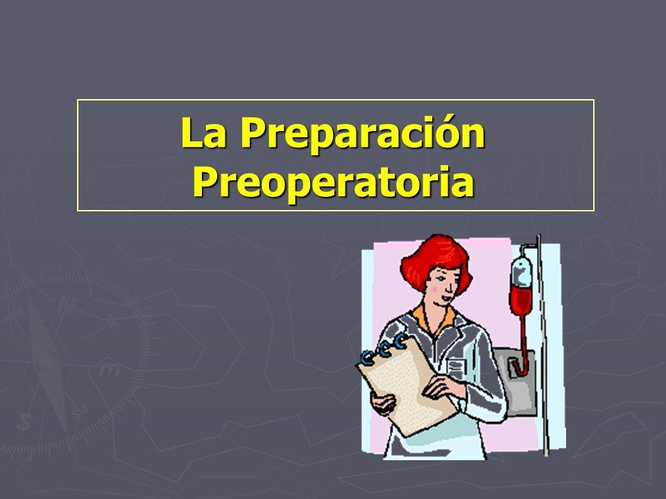 Valoración del riesgo operatorio ( R.O.) Todo paciente debe ser evaluado entorno a su riesgo operatorio, estos se dividen en tres grupos: Aquellos que presenta el paciente sin tener relación con la operación a practicar (patologías asociadas).