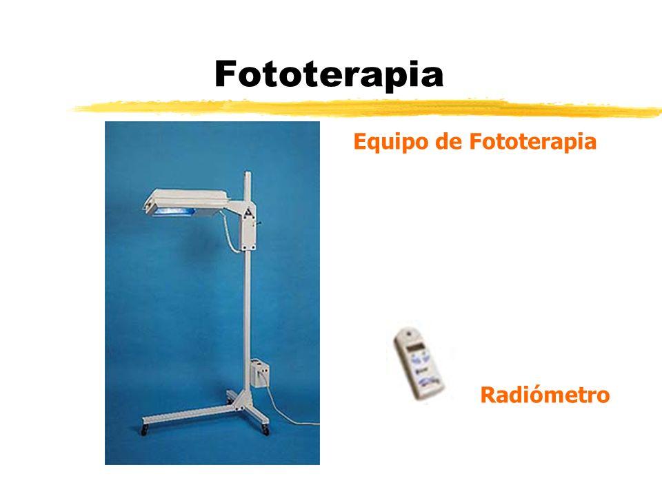 Fototerapia Radiómetro Equipo de Fototerapia