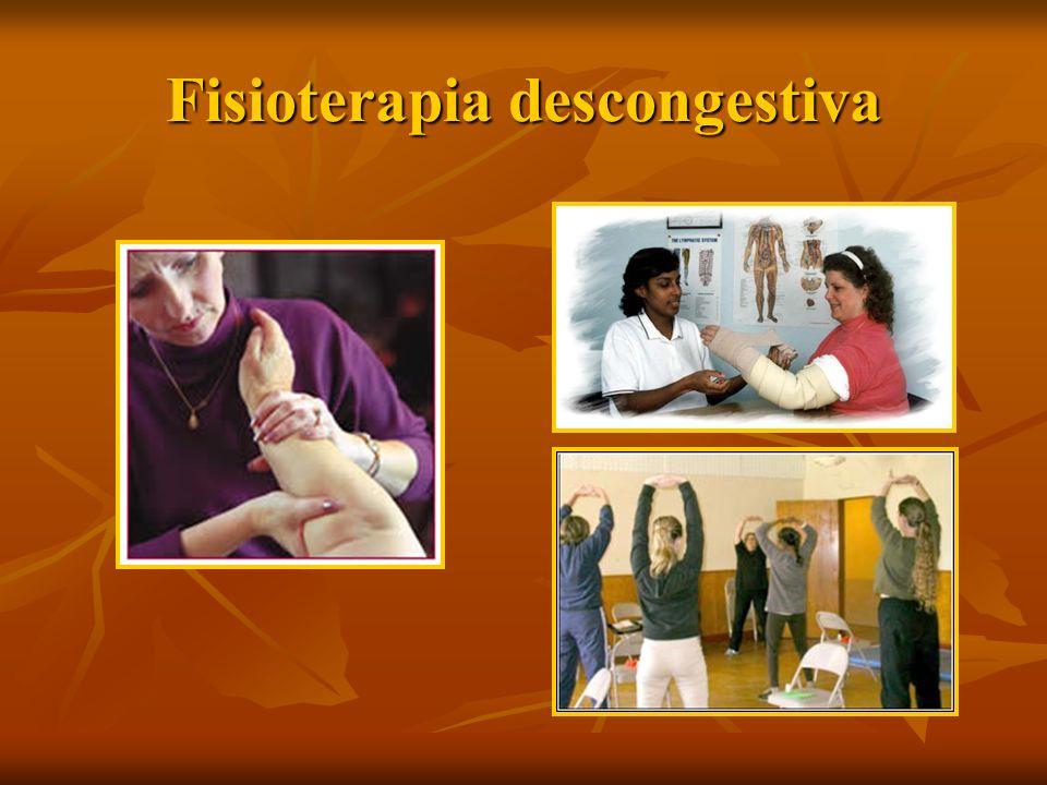 Fisioterapia descongestiva