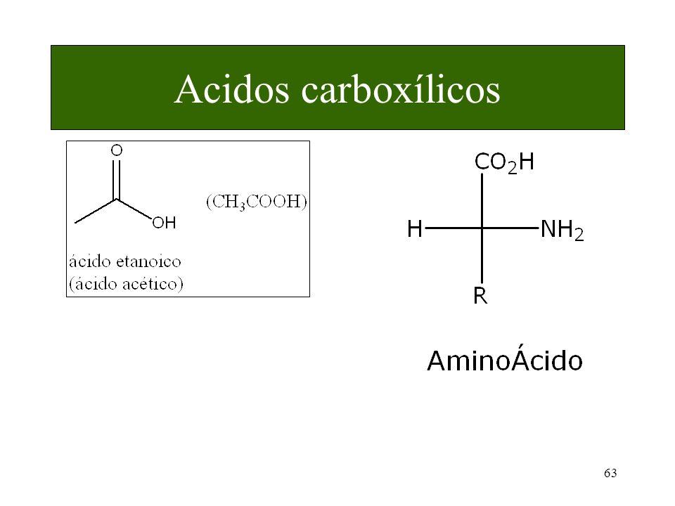 63 Acidos carboxílicos