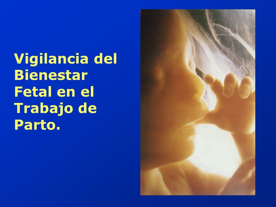 La Frecuencia Cardíaca Fetal Es el indicador de la condición fetal durante el T.de P.