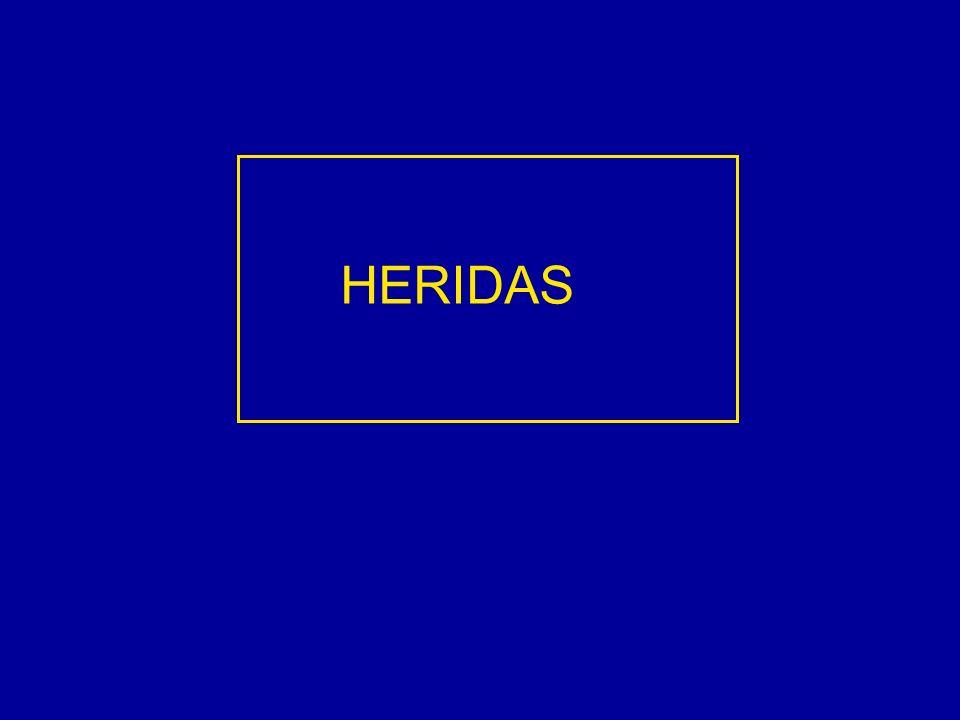 HERIDAS