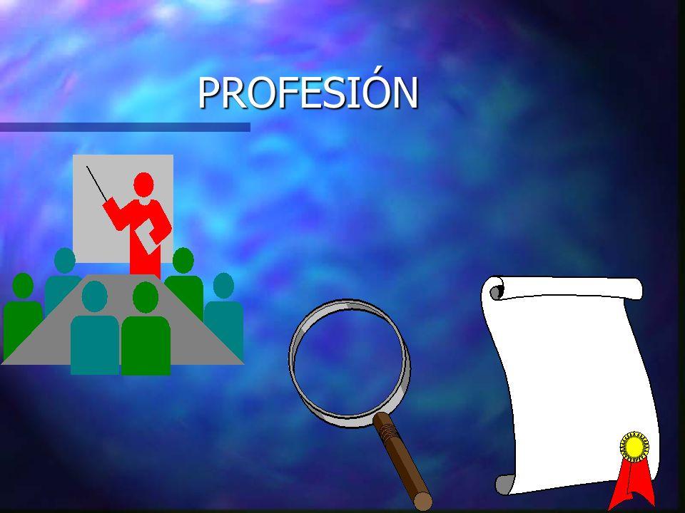 DEFINICION Cuerpo de conocimientos basados en principios sociales y científicos, especializados y esquematizados.