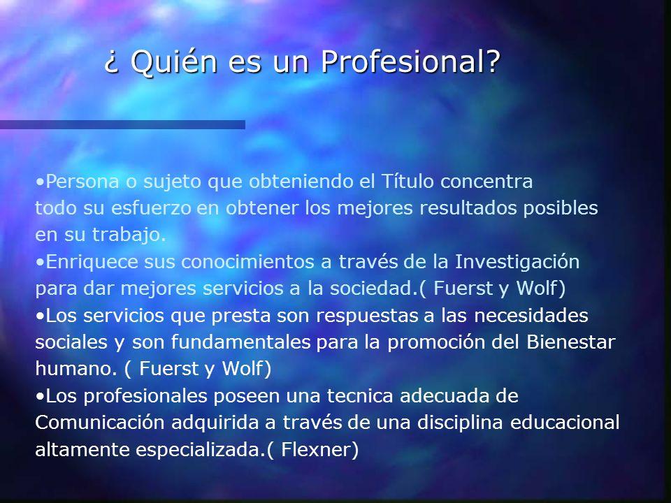 Las Competencias Profesionales Deben estar centradas en tres áreas: n En el Saber n En el Saber Hacer n En el Ser CONOCIMIENTOS HABILIDADES VALORES