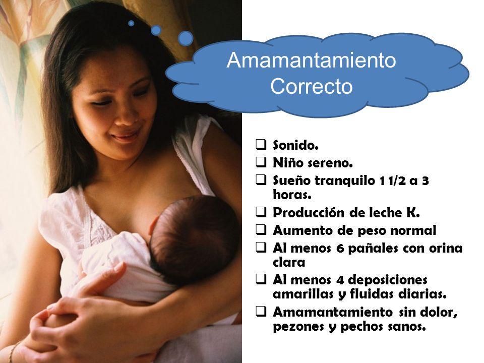 Útil cuando el reflejo de eyección es excesivo. Esta posición se recomienda a las madres que tienen reflejo de eyección excesivo. Es una posición tran