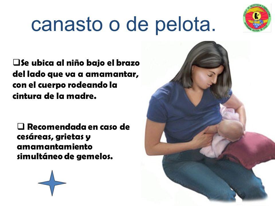 acostado de lado. Con la espalda apoyada, coloca un cojín sobre su falda (alternativo) Apoya la cabeza del niño sobre el ángulo del codo. Sostiene la