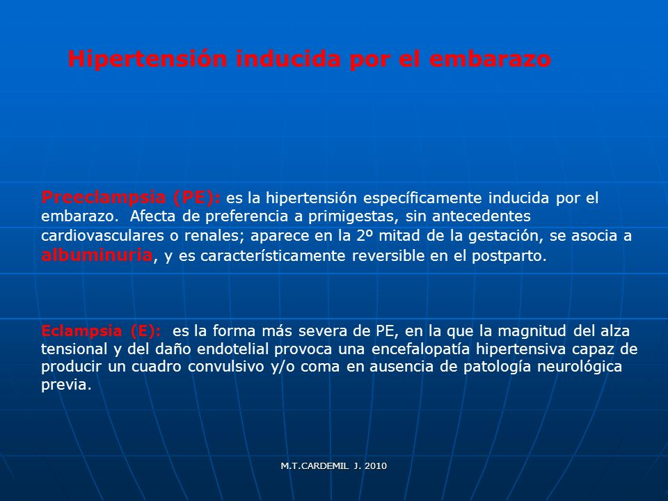 M.T.CARDEMIL J. 2010 REV CHIL OBSTET GINECOL 2007; 72(3): 169-175 BIOQUÍMICA