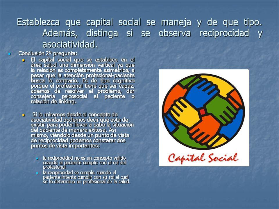 Establezca que capital social se maneja y de que tipo.