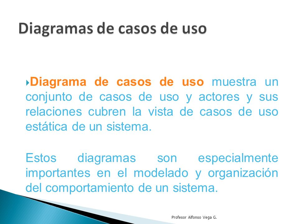 Diagrama de casos de uso muestra un conjunto de casos de uso y actores y sus relaciones cubren la vista de casos de uso estática de un sistema. Estos