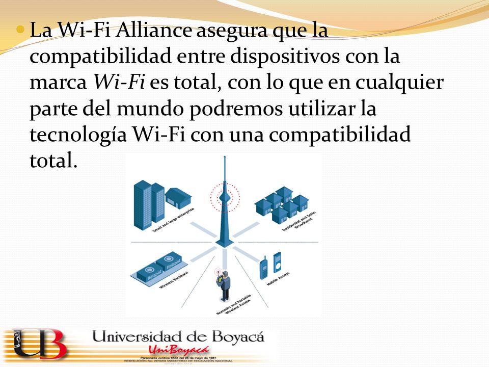 La Wi-Fi Alliance asegura que la compatibilidad entre dispositivos con la marca Wi-Fi es total, con lo que en cualquier parte del mundo podremos utili