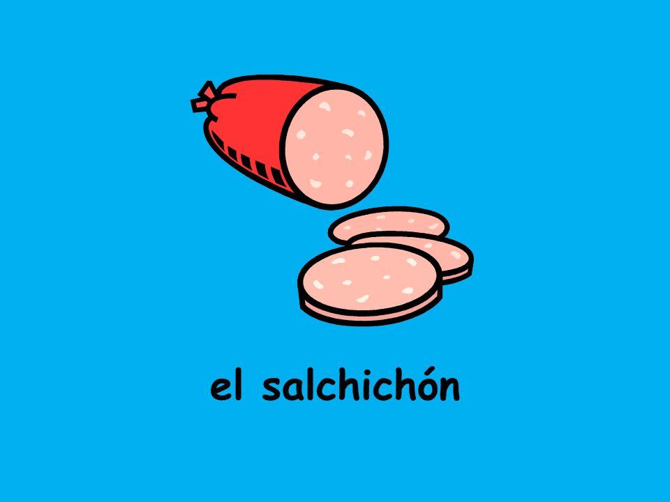 el salchichón
