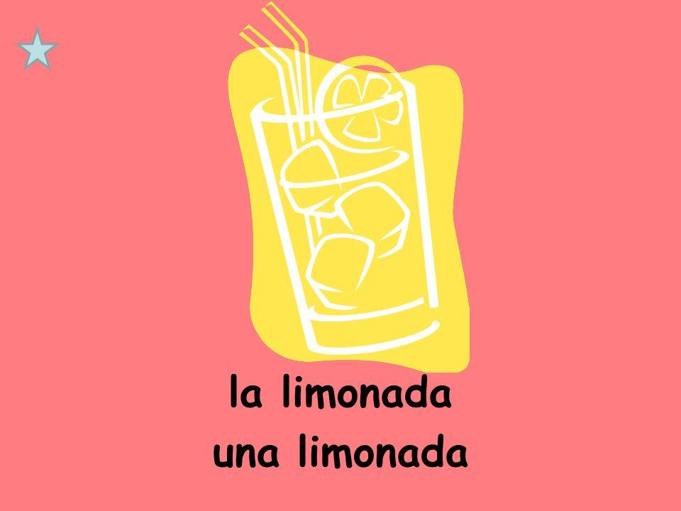 la limonada una limonada