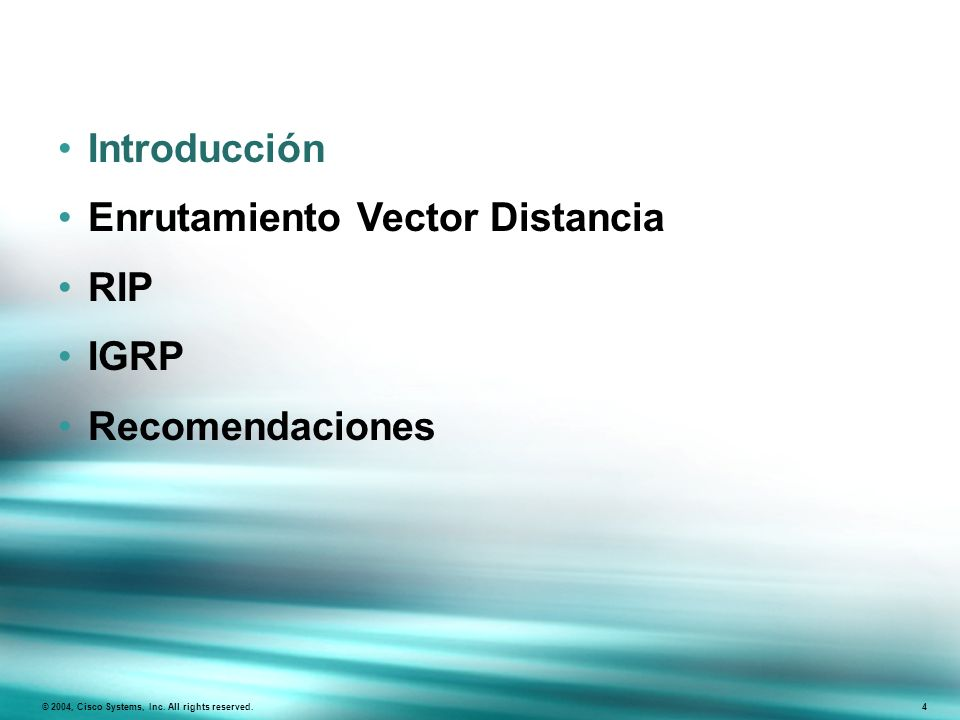 444 © 2004, Cisco Systems, Inc. All rights reserved. Presentation_ID Cisco Networking Academy Program, Guatemala, C.A. http://cisco.mayanearth.com © 2