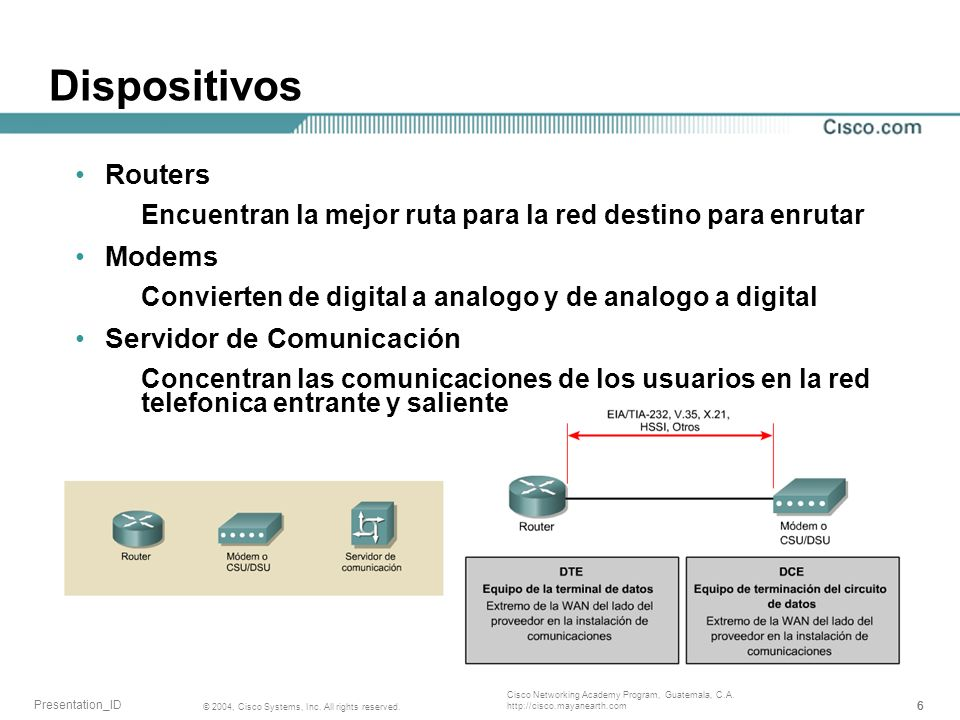 17 © 2004, Cisco Systems, Inc.All rights reserved.