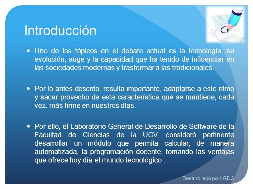 Introducción Uno de los tópicos en el debate actual es la tecnología, su evolución, auge y la capacidad que ha tenido de influenciar en las sociedades