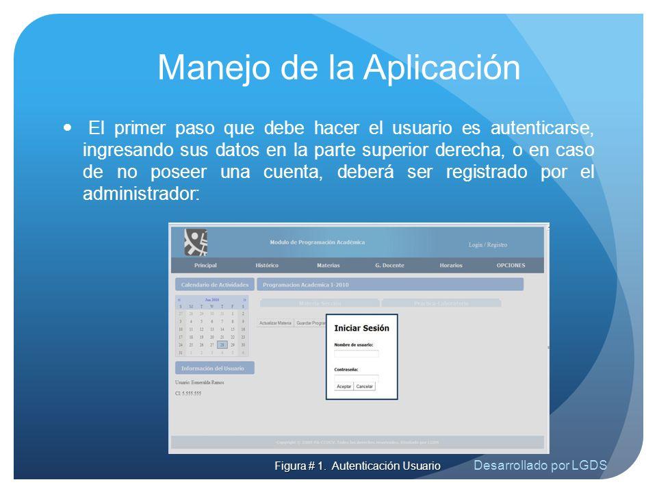 El primer paso que debe hacer el usuario es autenticarse, ingresando sus datos en la parte superior derecha, o en caso de no poseer una cuenta, deberá