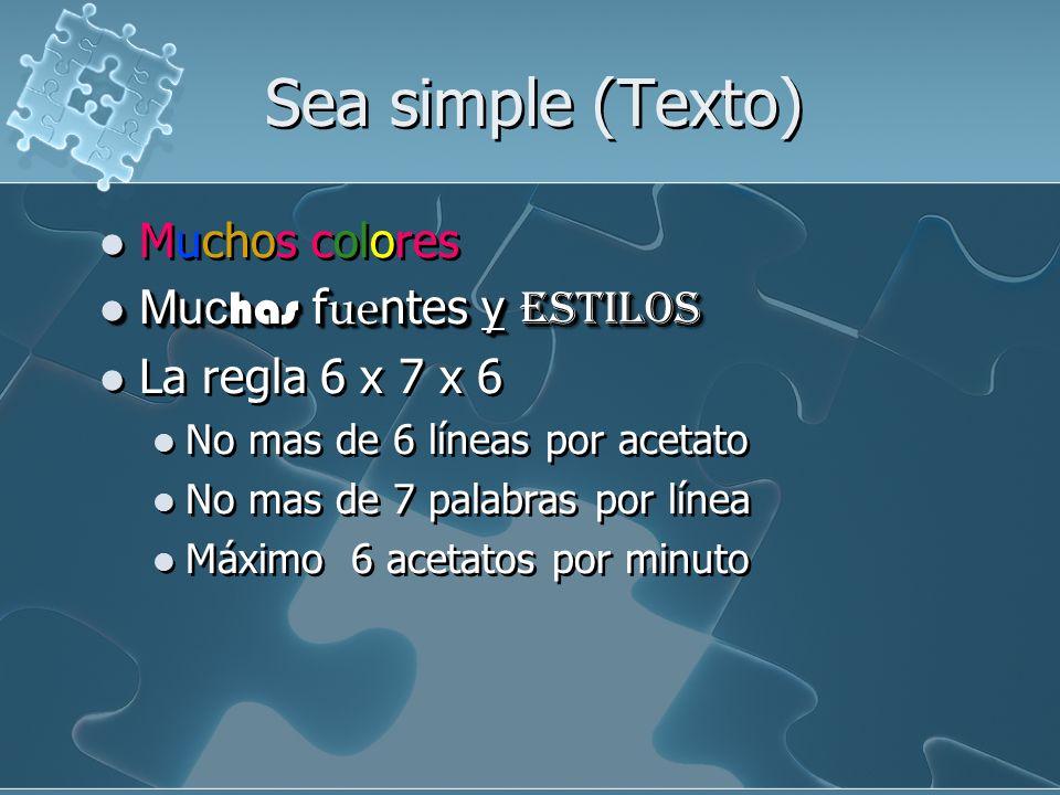 Sea simple