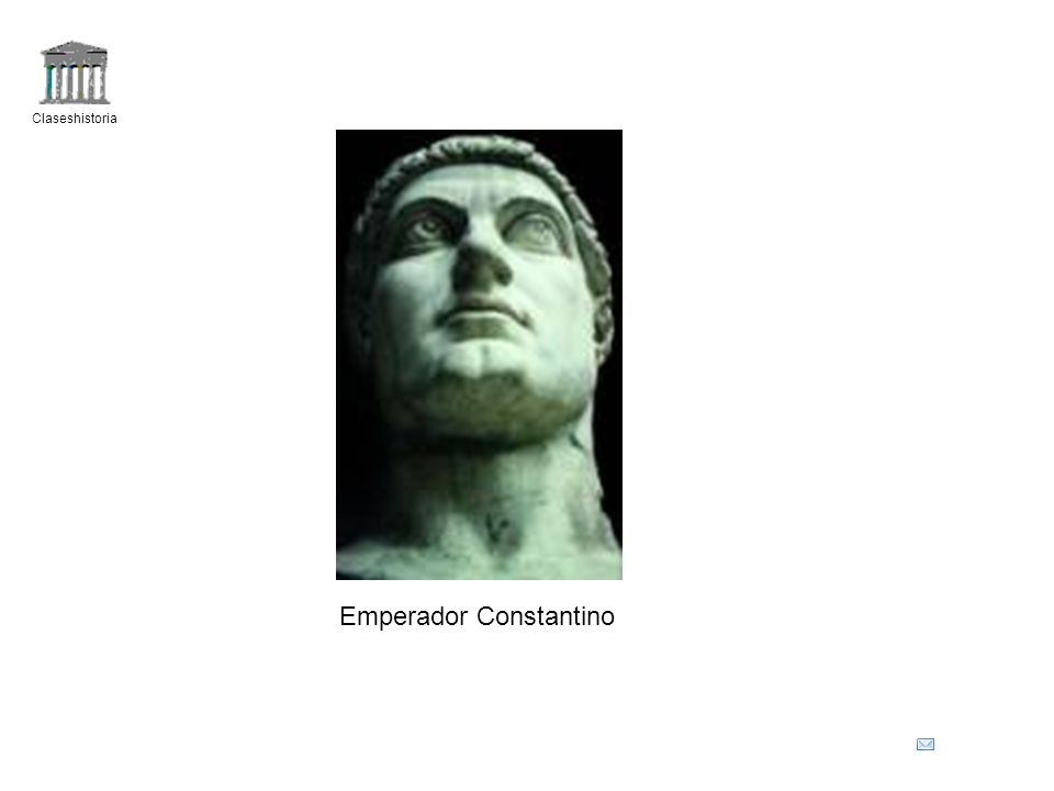 Claseshistoria Emperador Constantino