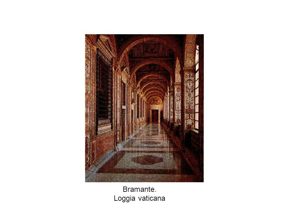 Detalle Cúpula Linterna. (Maderno) Miguel Ángel. Basílica de San Pedro. Roma