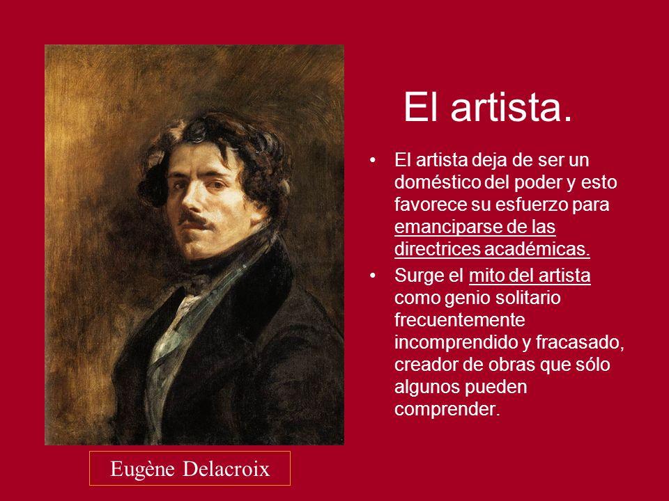 Eugène Delacroix Mujeres en Argel