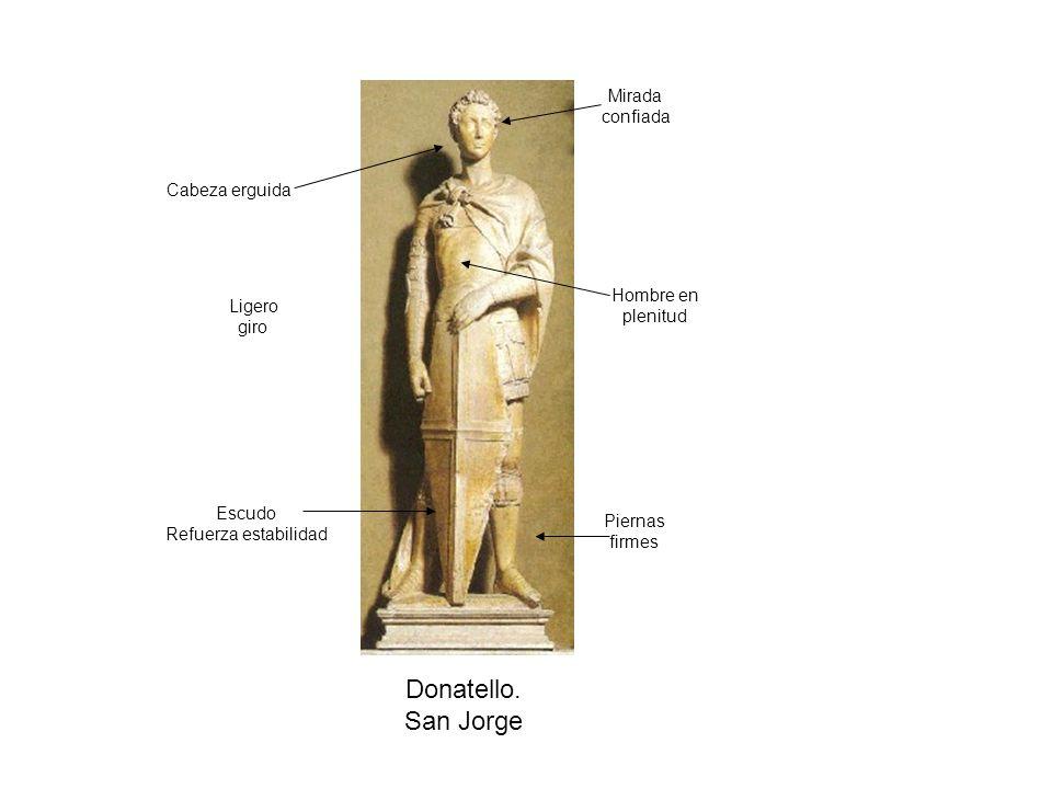 Donatello-Michelozzo. Púlpito del cinturón de la Virgen