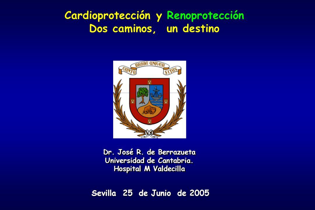 Dr.José R. de Berrazueta Universidad de Cantabria.