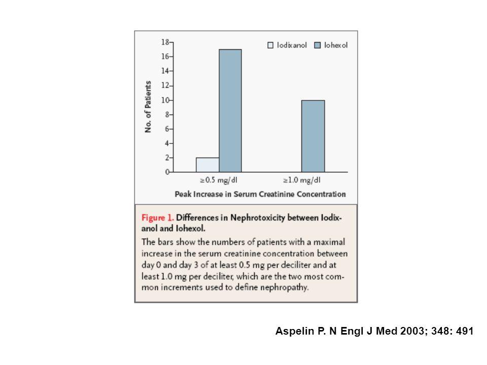 Aspelin P. N Engl J Med 2003; 348: 491