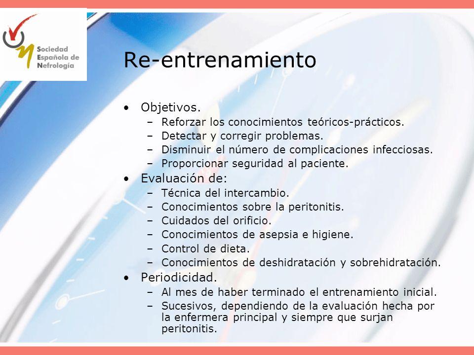 Prevención La enseñanza de la técnica dialítica influye en los índices de peritonitis (C) La profilaxis antibiótica tras una contaminación es posible que prevenga la aparición de peritonitis (C) La prevención con antibióticos tras exploraciones intestinales puede impedir el desencadenamiento de peritonitis (B) El empleo de antifúngicos tras el uso reiterado de antibióticos de amplio espectro, previene la peritonitis fúngica (C)