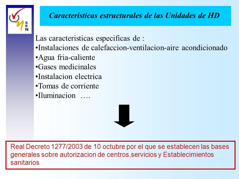 Real Decreto 1277/2003 de 10 octubre por el que se establecen las bases generales sobre autorizacion de centros,servicios y Establecimientos sanitario