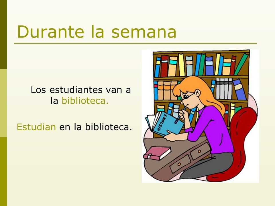 ¡Buen trabajo! Hoy hemos aprendido vocabulario sobre la vida estudiantil.