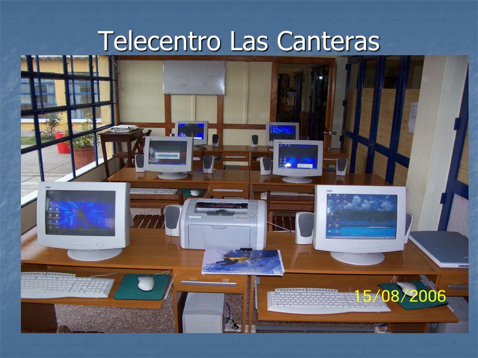 Telecentro Las Canteras