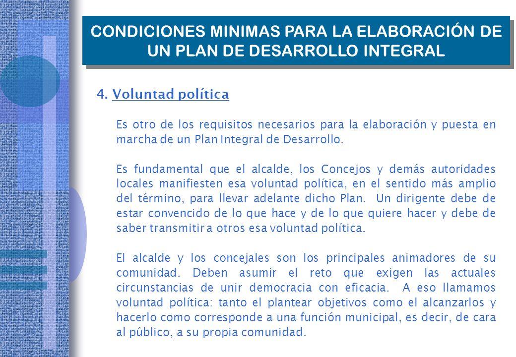 3.Niveles de organización y representatividad democrática.