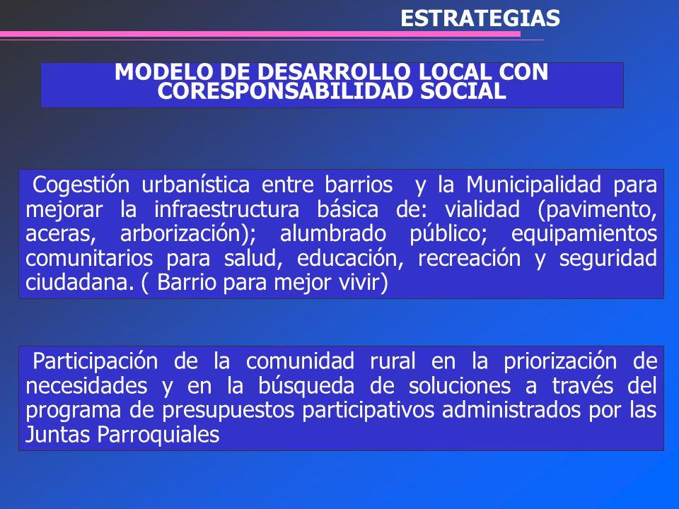 Para asumir nuevas competencias, mediante actos legislativos, se han creado colectivos con la participación de actores locales.