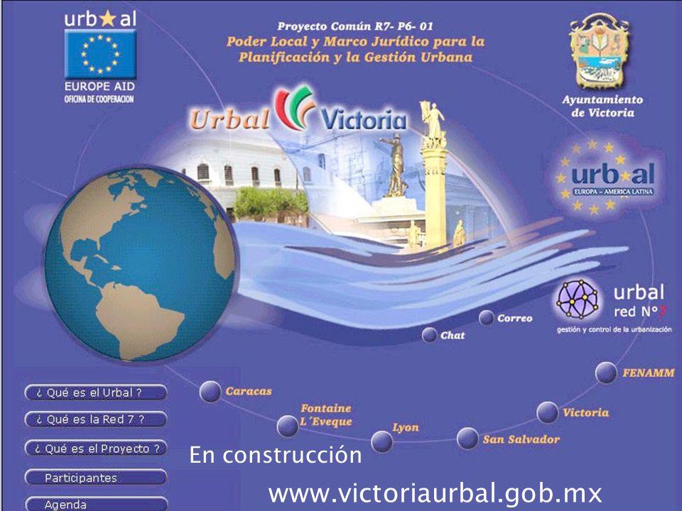 www.victoriaurbal.gob.mx En construcción
