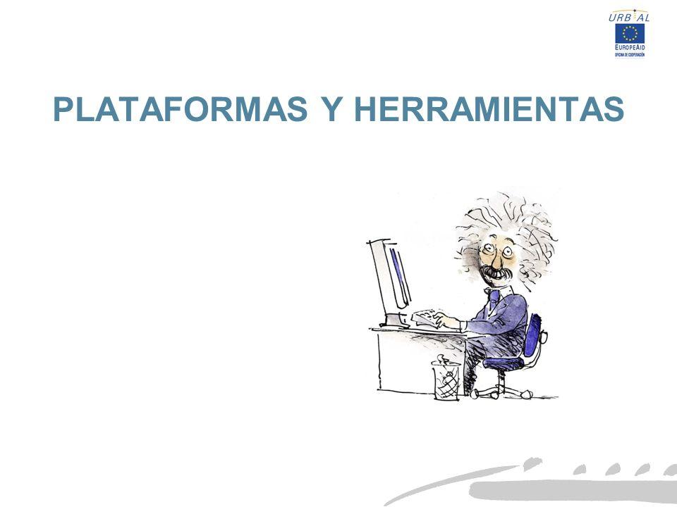 Septiembre 2005 0 PLATAFORMAS Y HERRAMIENTAS