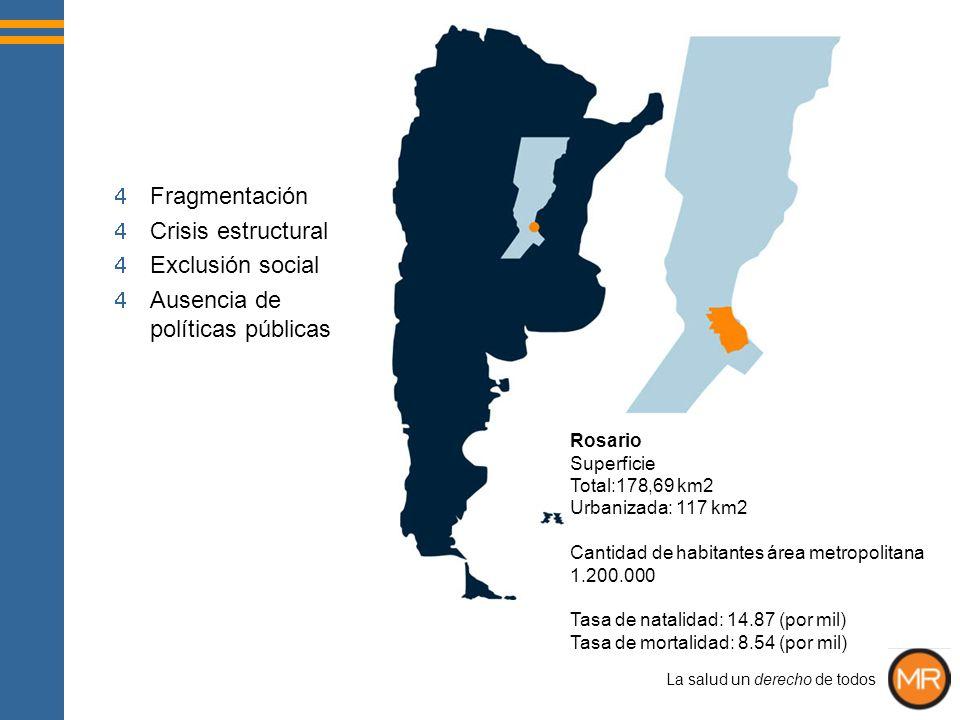 Rosario es un territorio complejo y multiforme en el que se expresan los sentidos de todos sus ciudadanos y ciudadanas.