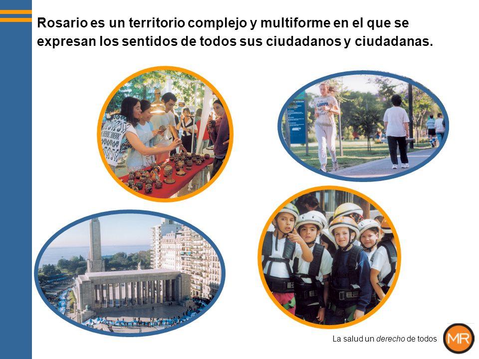 Rosario apuesta desde hace más de una década a establecer vínculos cercanos entre sus ciudadanos, sus gobernantes, sus estructuras de gobierno y la toma de decisiones.