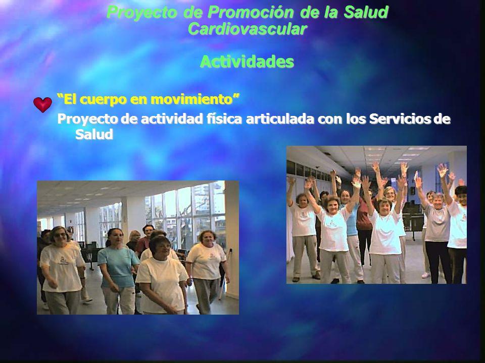 Actividades Promoción de Cantinas Saludables en escuelas (talleres con alumnos-padres-docentes) Promoción de Cantinas Saludables en escuelas (talleres