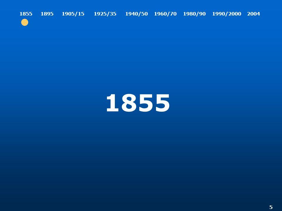16 1960/1970 185518951905/151940/501960/701980/901990/200020041925/35