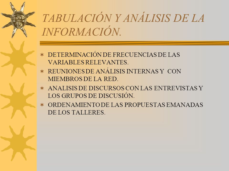 ELABORACIÓN DE PROPUESTAS DE INTERVENCIÓN.