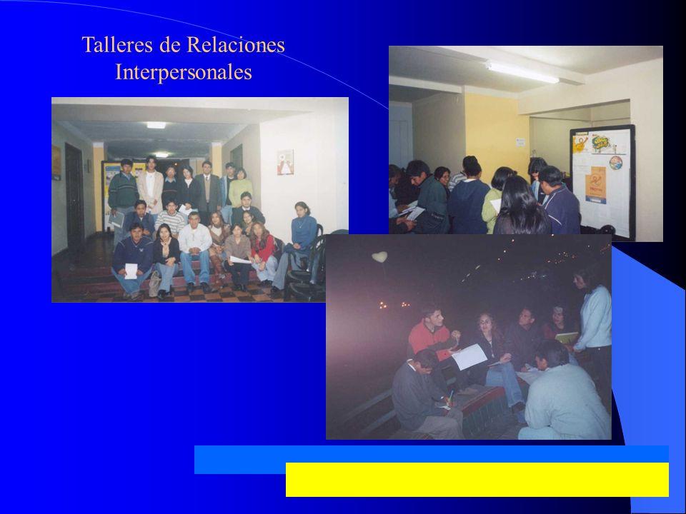 Talleres de Violencia Juvenil, problemática y soluciones