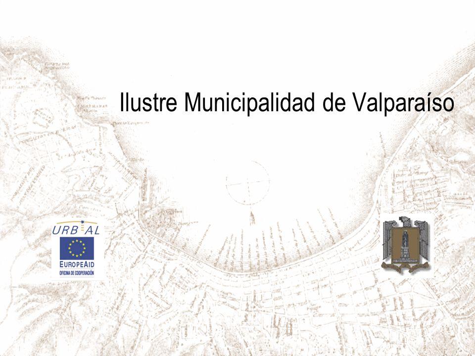 Ilustre Municipalidad de Valparaíso