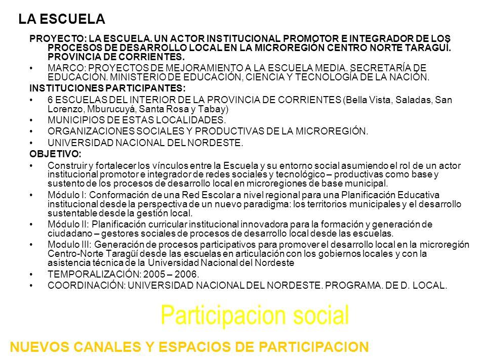 4 CAMPUS UNIVERSITARIOS Campus Resistencia (Resistencia.