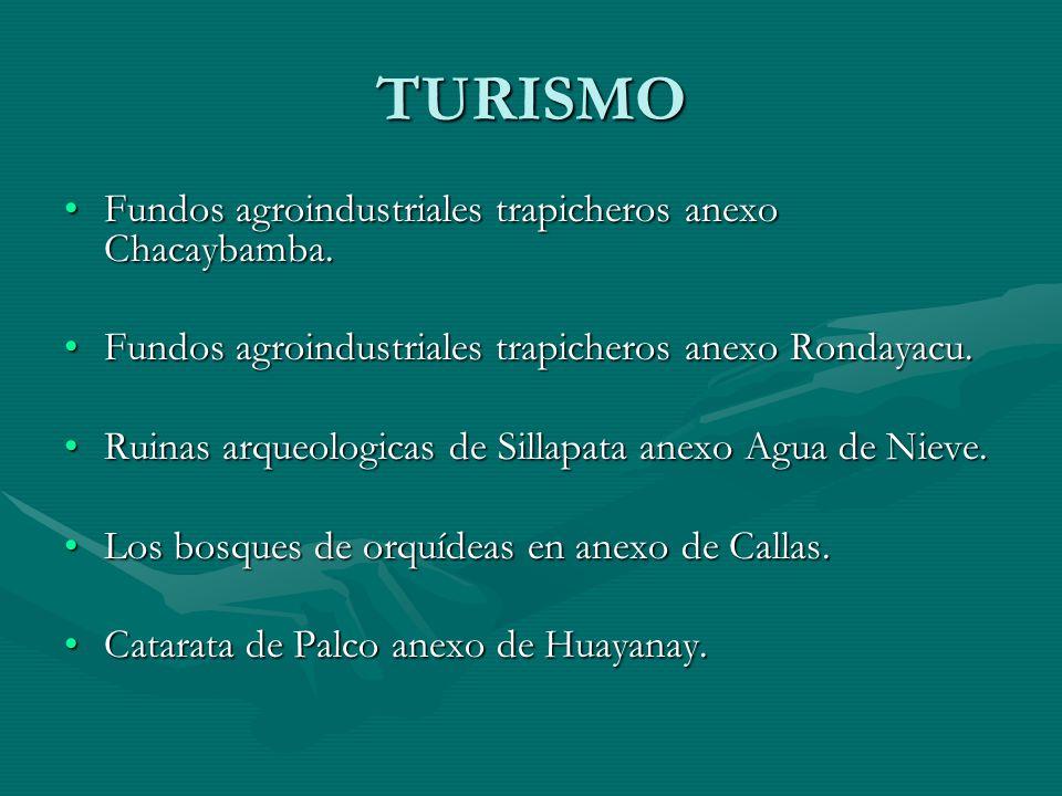 TURISMO Fundos agroindustriales trapicheros anexo Chacaybamba.Fundos agroindustriales trapicheros anexo Chacaybamba. Fundos agroindustriales trapicher