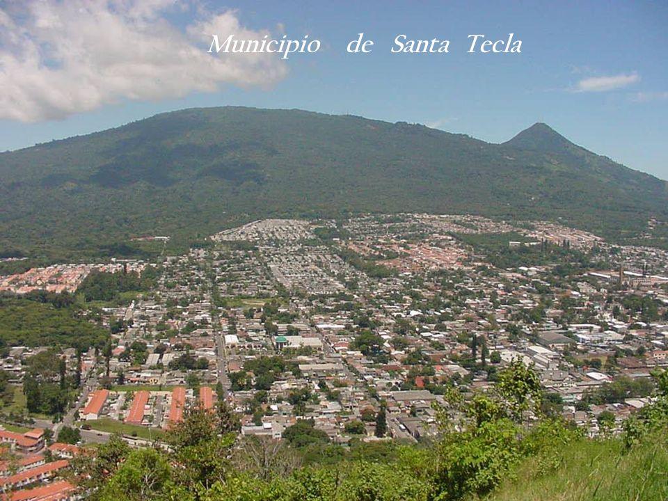 Municipio de Santa Tecla