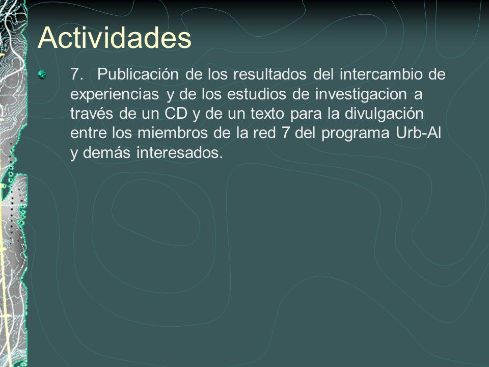 Actividades 7.